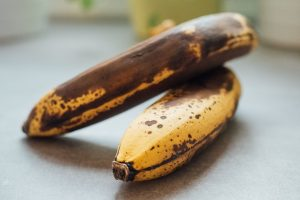 braune Bananen